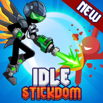 Stickdom Idle: Taptap Titan Clicker Heroes (MOD, Unlimited Money) 0.2.2