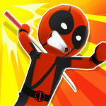 Stickman 3D – Street Gangster (MOD, Unlimited Money) 0.2.8