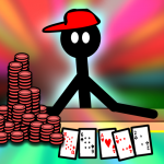 Stickman Poker Tycoon (MOD, Unlimited Money) 1.3