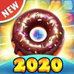 Sweet Cookie -2019 Puzzle Free Game (MOD, Unlimited Money) 1.5.5