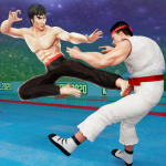 Tag Team Karate Fighting Games: PRO Kung Fu Master (MOD, Unlimited Money) 2.2.10