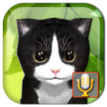 Talking Kittens virtual cat that speaks, take care (MOD, Unlimited Money) 0.6.1