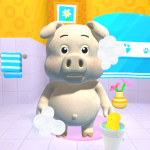 Talking Piggy (MOD, Unlimited Money) 2.17