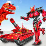Tank Robot Car Game 2020 – Robot Dinosaur Games 3d (Premium Cracked) 1.1.0