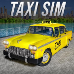 Taxi Driver Sim 2020 (MOD, Unlimited Money) 1.3