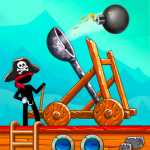 The Catapult: Castle Clash with Awesome Pirates (MOD, Unlimited Money) 1.2.5
