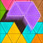 Triangle Tangram (MOD, Unlimited Money) 1.64