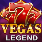 Vegas Legend – Free Casino & Get Rich Fast (MOD, Unlimited Money) 1.17
