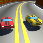 2 Player Racing 3D (MOD, Unlimited Money) 1.0