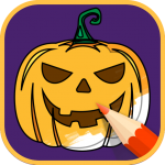 2021 Halloween Coloring Books (MOD, Unlimited Money) 2.1.3