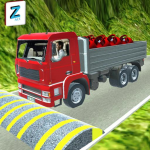 3D Truck Driving Simulator – Real Driving Games (MOD, Unlimited Money) 2.0.045