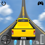 4X4 Jeep stunt drive 2019 : impossible game fun (MOD, Unlimited Money) 1.0.5