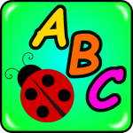 Alphabet Bugs : Fun ABC Tracing Game (MOD, Unlimited Money) 5.0