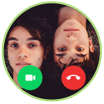 American Boys call you : Fake call and video call (Premium Cracked) 12.0
