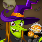 Angry Witch vs Pumpkin: Scary Halloween Game 2019 (MOD, Unlimited Money) 2.3