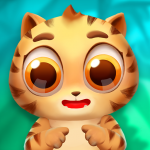 Animatch Friends – cute match 3 Free puzzle game (MOD, Unlimited Money) 0.38
