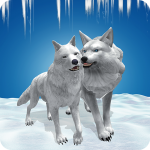 Arctic Wolf Family Simulator (MOD, Unlimited Money) 1.7