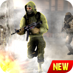 Army Frontline Mission : Counter Terrorist War (MOD, Unlimited Money) 1.0.4