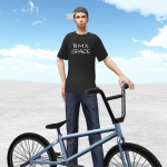 BMX Space (MOD, Unlimited Money) 1.009