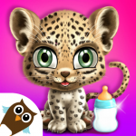 Baby Jungle Animal Hair Salon – Pet Style Makeover (MOD, Unlimited Money) 4.0.10002