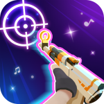 Beat Shooter – Gunshots Rhythm Game (MOD, Unlimited Money) 1.2.2