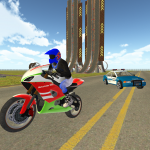 Bike Rider VS Cop Car – Police Chase & Escape Game (MOD, Unlimited Money) 1.18