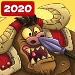 Booblyc TD – Cool Fantasy Tower Defense Game (MOD, Unlimited Money) 1.0.613