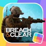 Breach & Clear: Military Tactical Ops Combat (MOD, Unlimited Money)