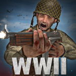 Call of Army WW2 Shooter – Free Action Games 2020 (MOD, Unlimited Money) 1.3.2