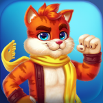 Cat Heroes: Puzzle Adventure (MOD, Unlimited Money) 47.3.2