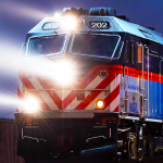 Chicago Train Idle Transport Tycoon   (MOD, Unlimited Money) 1.1.21
