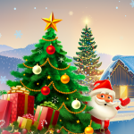 Christmas Hidden Object: Xmas Tree Magic (MOD, Unlimited Money) 1.1.85b