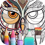 Coloring Book for family (MOD, Unlimited Money) 3.1.5