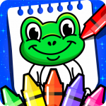 Coloring Games : PreSchool Coloring Book for kids (MOD, Unlimited Money) 2.8