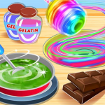 Cotton Candy & Sweet Maker Kitchen (MOD, Unlimited Money) 1.2