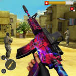Counter Terrorist Critical Strike Force Special Op (MOD, Unlimited Money) 4.0