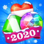 Crystal Crush (MOD, Unlimited Money) com.play.vertex.cars.mega.stunts.chase.extreme.gt.racing.drive.apps