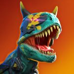 Dino Squad: TPS Dinosaur Shooter (MOD, Unlimited Money) 0.9.4