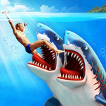 Double Head Shark Attack – Multiplayer (MOD, Unlimited Money)