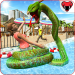 Dragon Snake Beach & City Attack Simulator 2020 (Premium Cracked) 1.5