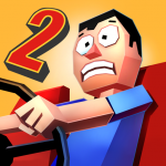 Faily Brakes 2 Car Crashing Game  4.17