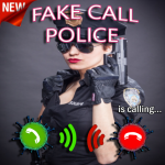 Fake Call Police Prank  2021 🔥 (Premium Cracked) 1.3