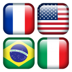 Flags of All Countries of the World: Guess-Quiz (MOD, Unlimited Money) 1.94
