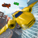 Flying Car Driving 2020 – Real Driving Simulator (MOD, Unlimited Money) 1.5