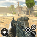Freedom of Army Zombie Shooter: Free FPS Shooting (MOD, Unlimited Money) 1.5