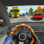 Highway Driving Car Racing Game : Car Games 2020  (MOD, Unlimited Money) 1.1