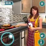 Home Chef Mom 2020 : Family Games (MOD, Unlimited Money) 1.1.3