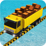 Indian Cargo Truck Impossible Tracks (MOD, Unlimited Money) 1.4