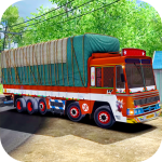 Indian Truck Offroad Cargo Drive Simulator (MOD, Unlimited Money) 1.0