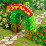 Jingle Mansion-match 3 adventure story games free (MOD, Unlimited Money) 2.4.4